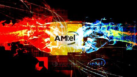 Intel je největším výrobcem čipů, AMD zahájilo útok