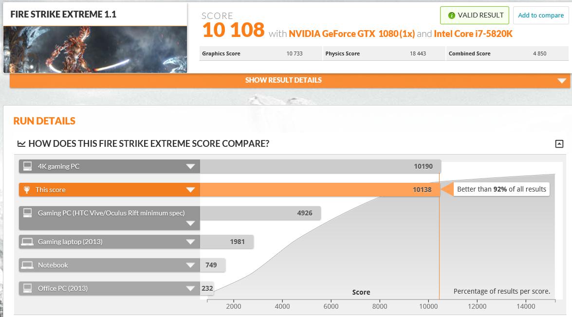 GeForce GTX 1080 - takty až 1800 MHz!