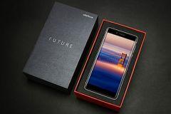 Ulefone Future: číňan sbezrámečkovým displejem vtestu