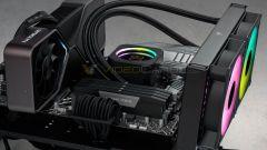 Unikají obrázky AiO chlazení Corsair pro procesory Intel Alder Lake