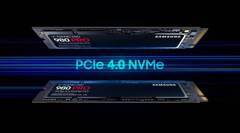 Samsung SSD 980 Pro: PCIe 4.0 a vysoká rychlost