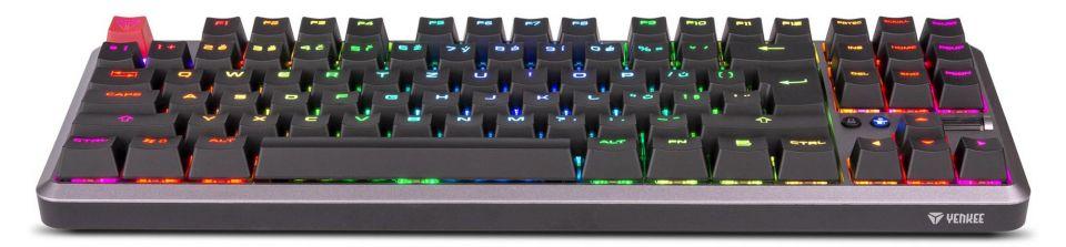Vyhlášení výherců soutěže o pět mechanických herních klávesnic Yenkee Zero