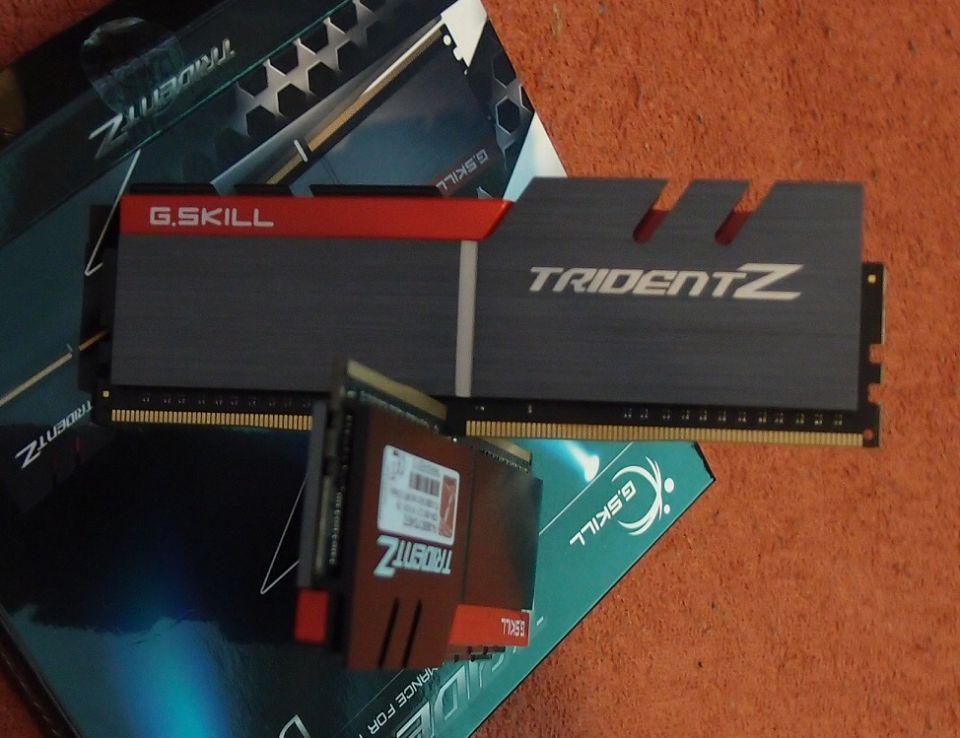 G.Skill TridentZ: extrémní paměti pro overclockery