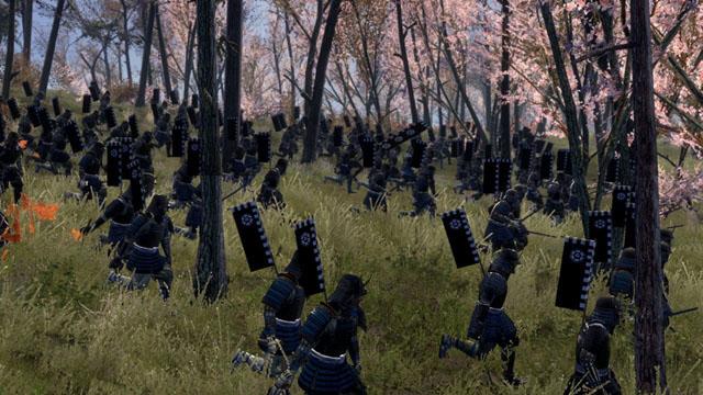 Shogun 2 — rozbor DirectX 11 patche