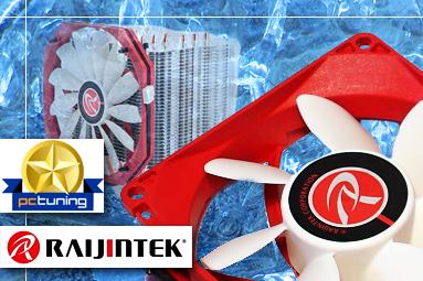 Nové hvězdy na trhu – test chladičů od Raijinteku