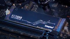 Kingston posílá na trh PCIe Gen 4.0 NVMe SSD KC3000