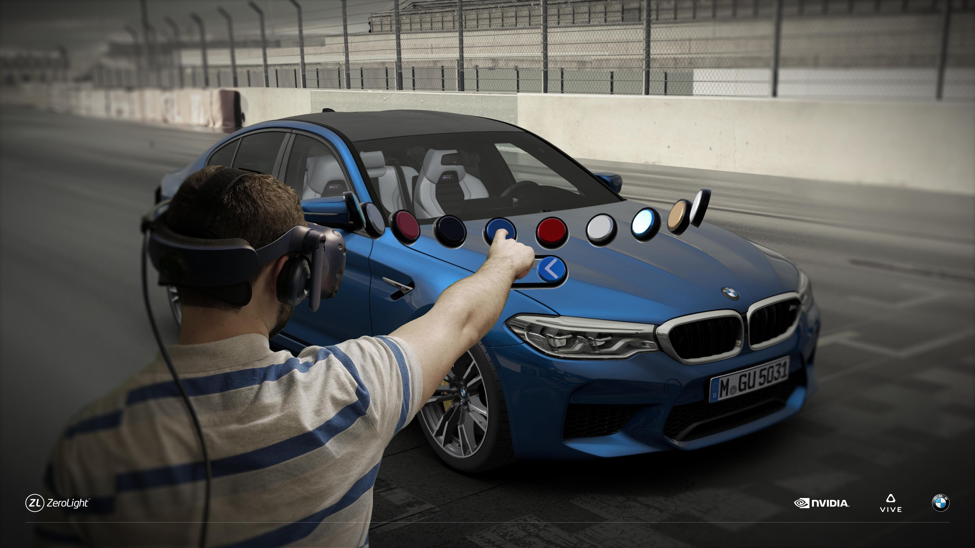 Cena profesionální virtuální reality HTC Vive Pro Eye je 42 999 Kč