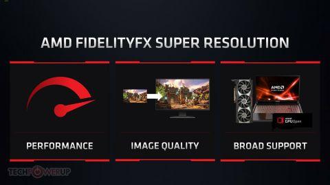 AMD FidelityFX představeno, konkurence pro DLSS poběží na grafikách AMD i Nvidie