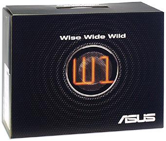Notebook ASUS W1: displej 16:10 + hliník + TV