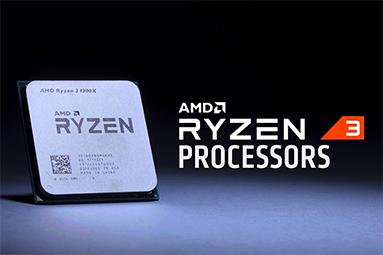 Čtyřjádra AMD Ryzen 3 1300X a 1200 v testu