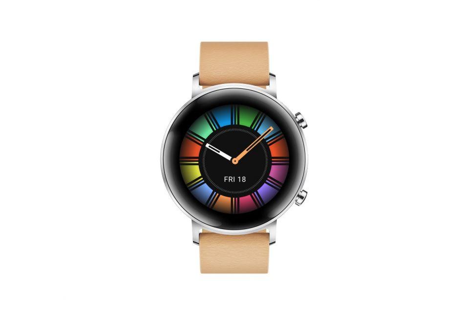 Huawei Watch GT 2 se naučily telefonovat a vydrží dva týdny na nabití