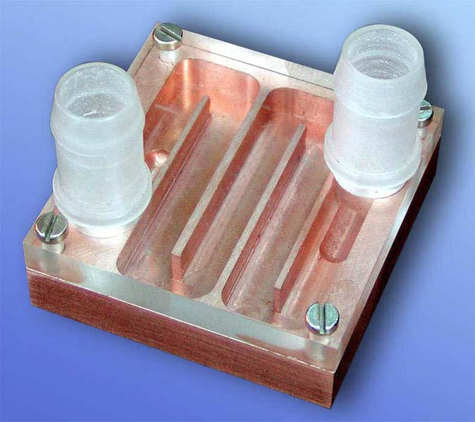 Jak vyrobit dokonalé vodní chlazení?