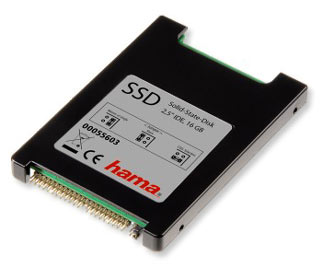 Cenový přehled pamětí a disků - květen 2008