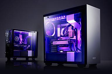 NZXT H700i: může být počítačová skříň chytrá?