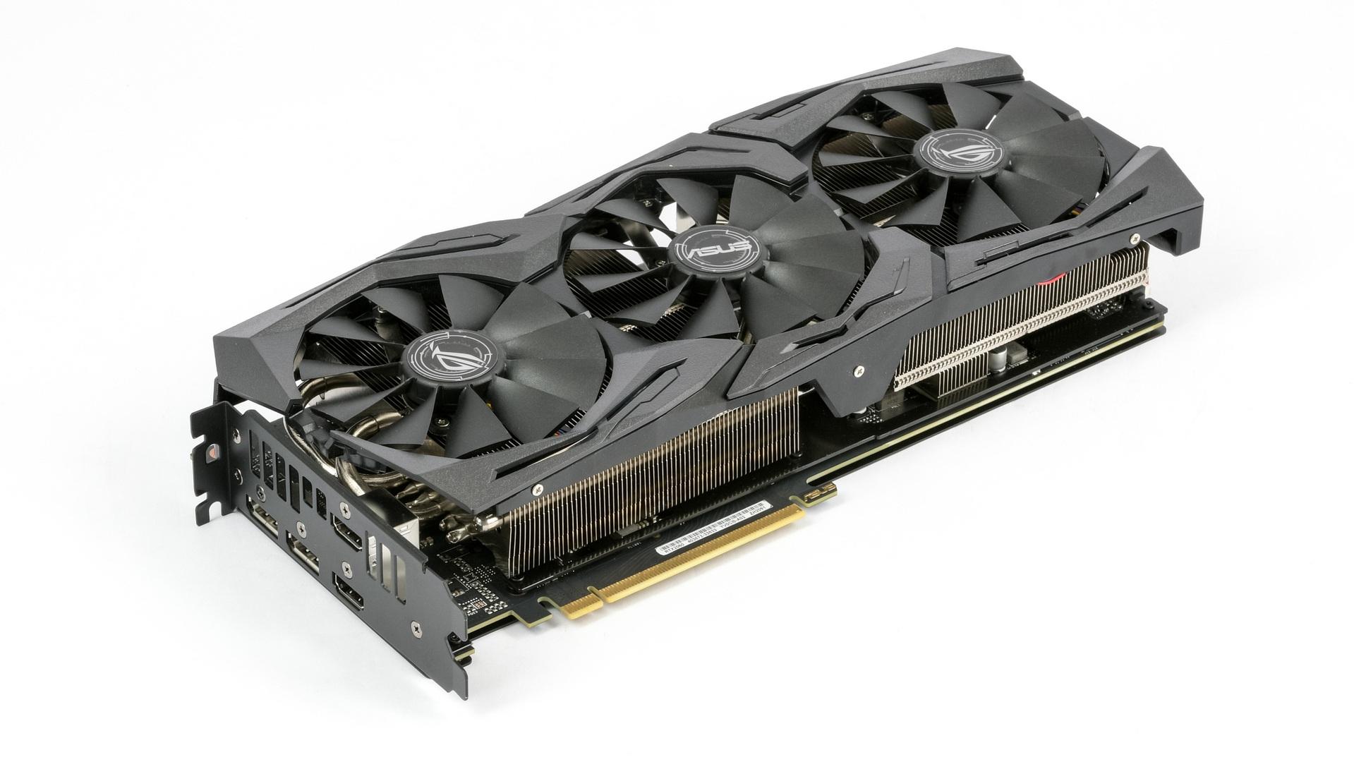 Asus ROG Strix GeForce RTX 2060 O6G Gaming v testu