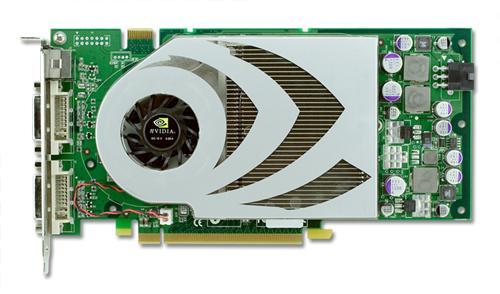 Gigabyte GeForce 7800GT - další z rodu nVidia