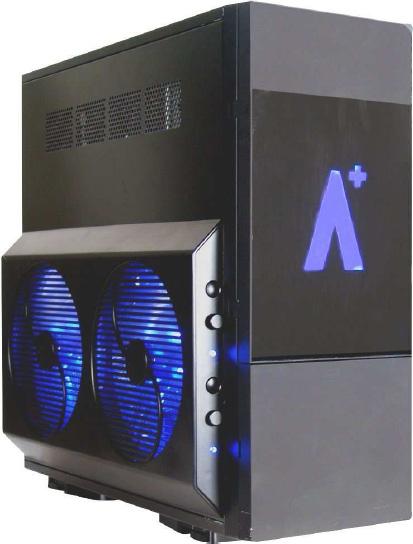 Aplus Case-CS Monolize Twin Fan - větrné monstrum