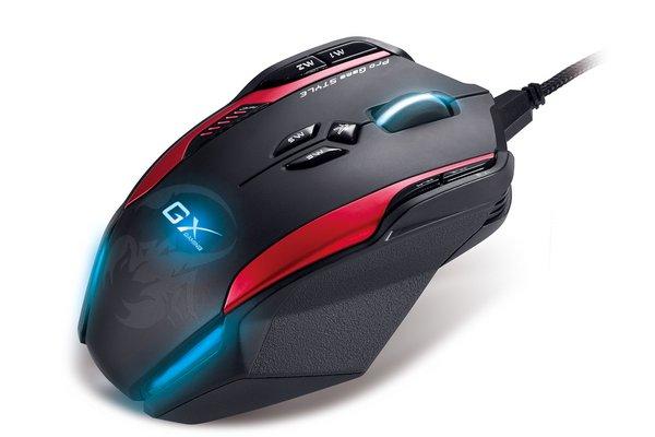 Nová GX Gaming Gila – luxusní herní myš pro náročné