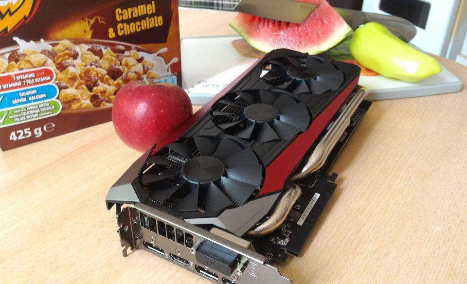 Taktujeme ASUS STRIX Radeon R9 390X DC3OC