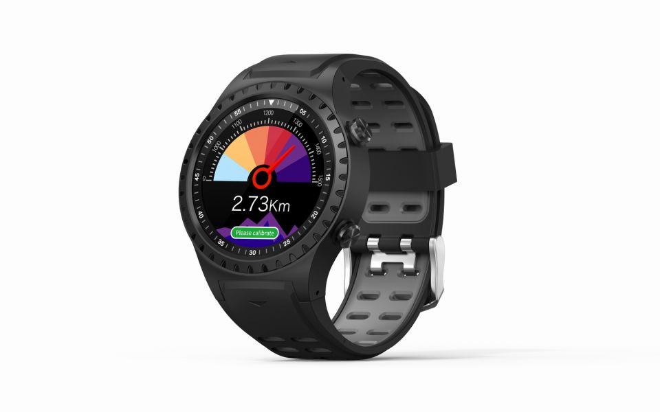 Evolveo SportWatch M1S: chytré hodinky s vlastní SIM kartou i GPS modulem