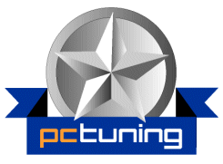 PCTuning Silver Award, listopad 2014