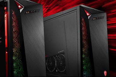 MSI Infinite X: PC s Core i7-8700K (5 GHz) a GTX 1080Ti
