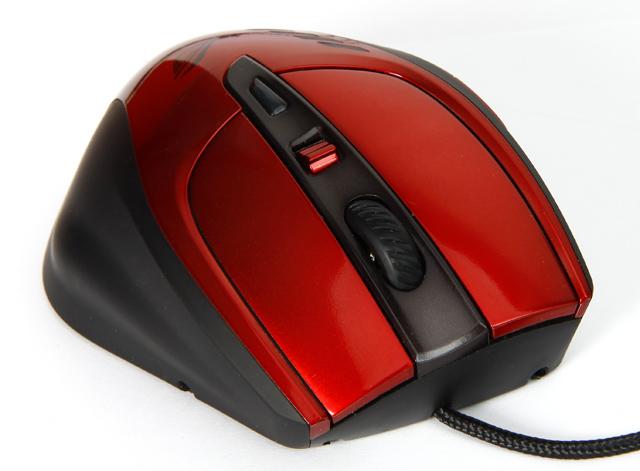 Asus ROG GX900 – pořádná herní myš už za 700 Kč?
