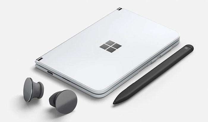 MS Surface Duo první generace