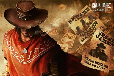 Call of Juarez: Gunslinger — western s nízkými nároky