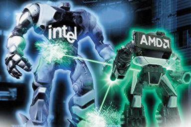 Nárůst výkonu CPU za poslední roky — Intel vs. AMD