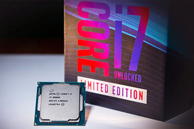 Limitovaná edice Core i7-8086K s taktem až 5,0 GHz v testu