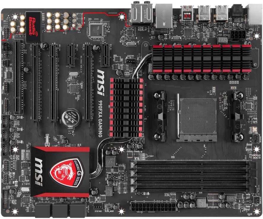 Základní deska MSI 990FXA GAMING