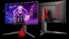 AGON by AOC AG274QXM: špičkový herní monitor s mini LED