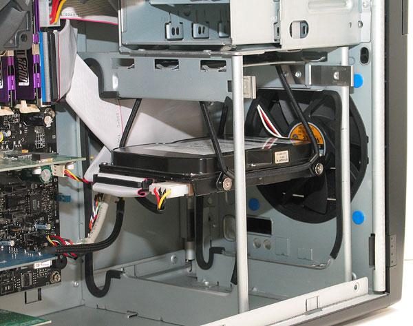 Pro tiché PC – test šesti boxů a tlumičů pevných disků