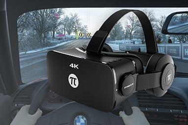 Pimax 4K + ovladač Nolo – virtuální realita za 13 tisíc