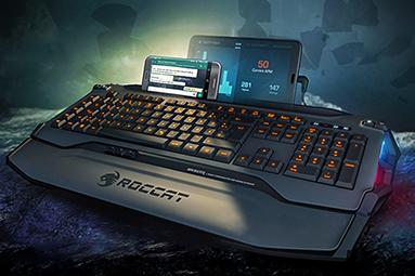 Roccat Skeltr: klávesnice, co spojuje různé světy