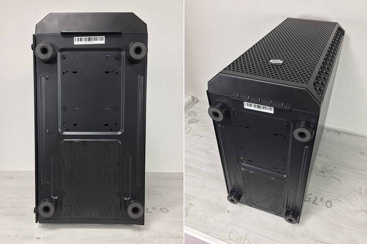 SilentiumPC Signum SG1 TG – ATX skříň pro masy v testu