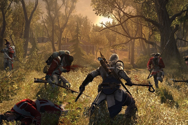 Assassin's Creed III — americká revoluce v pěkné grafice
