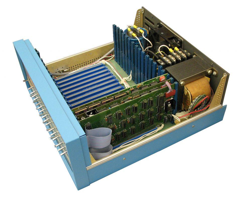 """Altair 8800b Computer"" diSwtpc6800en:User:Swtpc6800 Michael Holley -Opera propria. Con licenza Pubblico dominio tramiteWikimedia Commons."