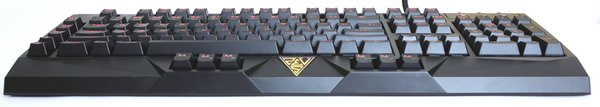 Gamdias Hermes: herní klávesnice s Cherry MX Blue?