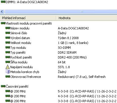 Asus Eee 900 - hrdý nástupce mininotebooku