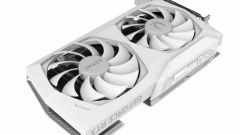 Zotac uvádí GeForce RTX 3060 Ti AMP White Edition LHR