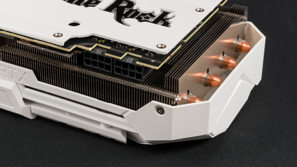 Palit RTX 2080 Super GameRock Premium White v testu