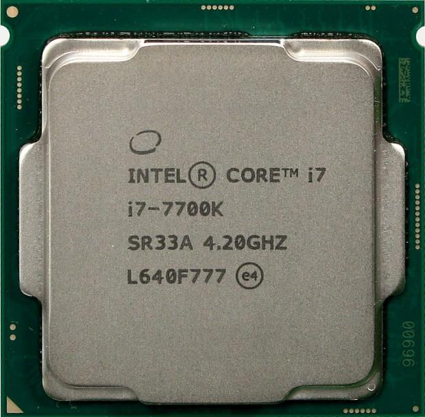 Core i7-7700K s taktem 4,5 GHz (Kaby Lake) v testu