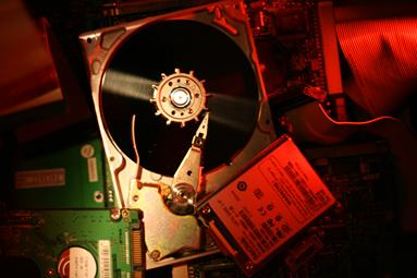 Velký srovnávací test disků do notebooků