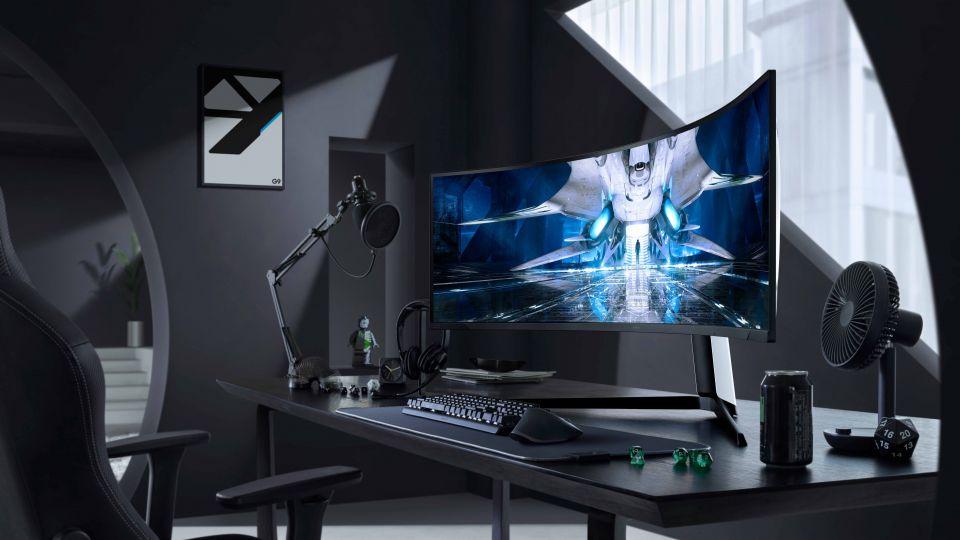 Samsung oznamuje vylepšený monitor Odyssey Neo G9 s mini LED