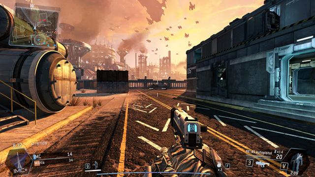 Titanfall — Test nároků střílečky na enginu Source