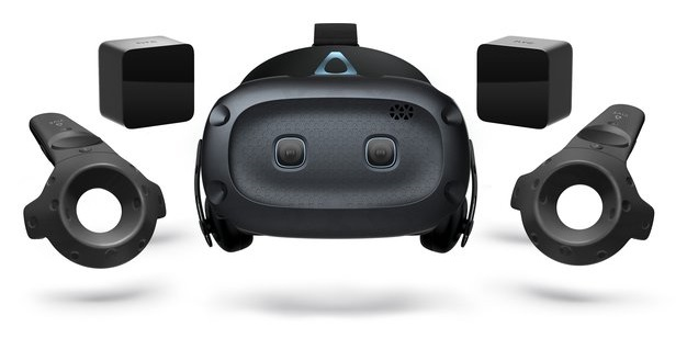 Nová sada HTC Vive Cosmos Elite