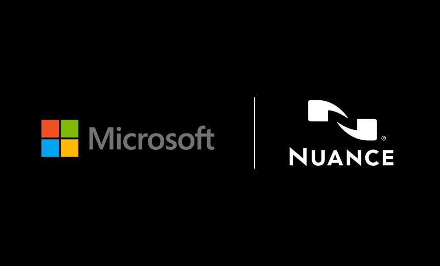 Microsoft kupuje firmu Nuance Communications zabývající se umělou inteligencí