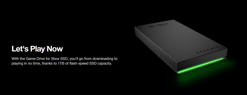 Seagate uvádí externí SSD laděné do barev Xboxu